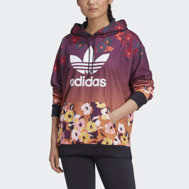 Women Originals Multicolor HER Studio London Hoodie