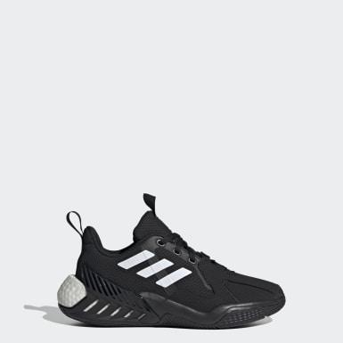 Kids Running Black 4uture One Running Shoes