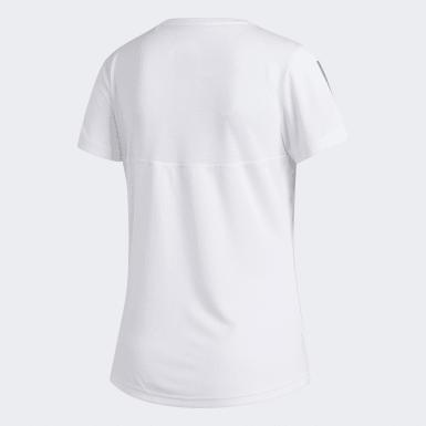Compre a Camiseta de Corrida Branco Mulher Running