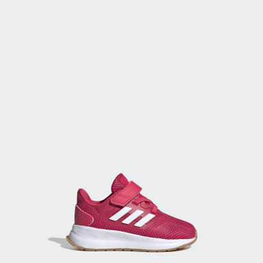 Zapatillas Falcon Run Rosado Niño Training