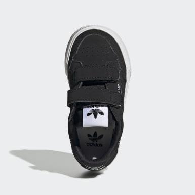 Kinder Originals Continental Vulc Schuh Schwarz