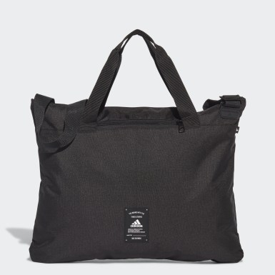 Tote bag adidas Essentials 3-Stripes noir Entraînement