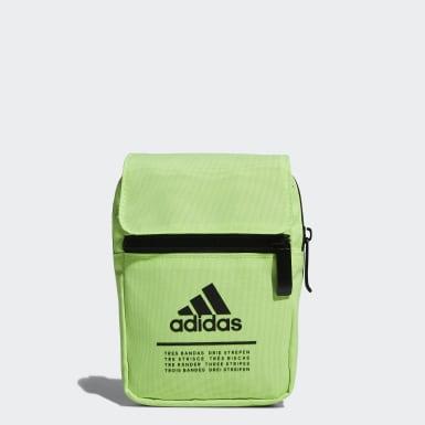 Bolsa Clássica Verde Homem Treino