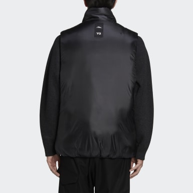 Chaleco Lightweight Puffy CH3 Y-3 Negro Hombre Y-3