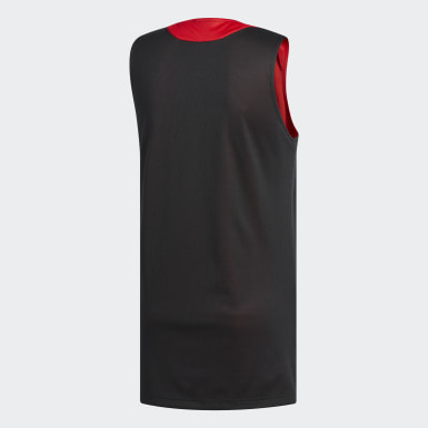 Men Basketball Black Reversible Crazy Explosive Jersey