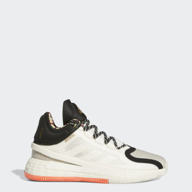 Basketball White D Rose 11 Family First Shoes