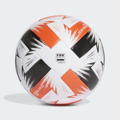 Football White Tsubasa League Ball