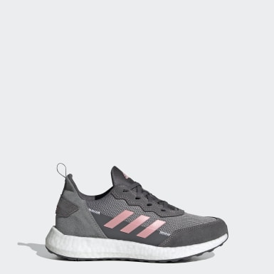 Youth Running Grey RapidaLux S and L Shoes