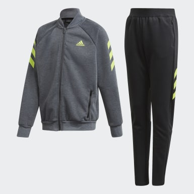 Boys Training Grey XFG Tracksuit