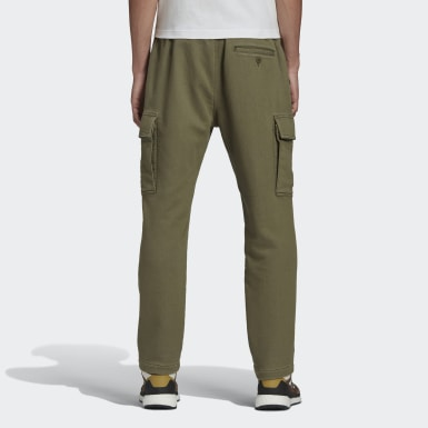 HM 5P Pants Zielony