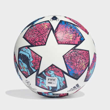 Football White UCL Finale Istanbul Competition Ball