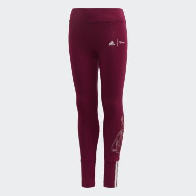 Calzas Disney Violeta Niña Sport Inspired