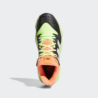 Kvinder Basketball Sort Harden Stepback sko