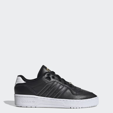Women Originals Black Rivalry Low Shoes