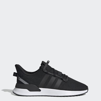 Men's Originals Black U_Path Run Shoes
