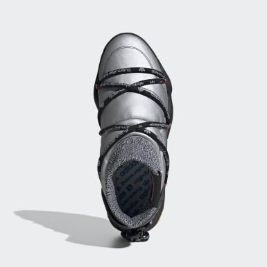 Chaussure adidas Originals by AW Puff Trainer argent Originals