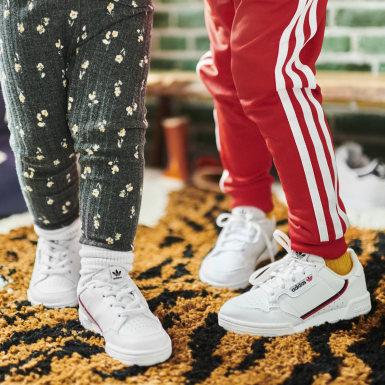 Børn Originals Hvid Continental 80 sko