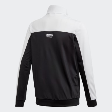 Youth Originals Black Track Jacket