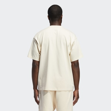 Originals Beige Pharrell Williams Basics Tee (Gender Neutral)