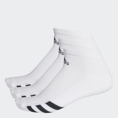 Men Golf White Ankle Socks 3 Pairs