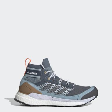 Sapatos de Caminhada Free Hiker Bluesign TERREX
