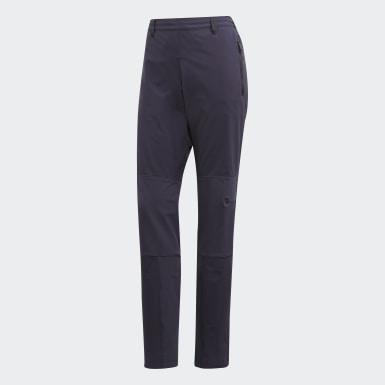 Women's Hiking Blue Terrex Multi Pants