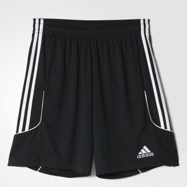 Shorts Squadra13 Negro Hombre Fútbol
