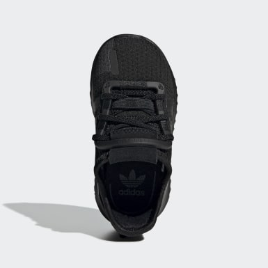 Infant & Toddler Originals Black U_Path Run Shoes
