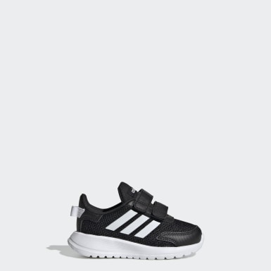 Infant Running Black Tensor Shoes
