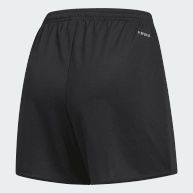 Pantalón corto Parma 16 Negro Mujer Fútbol