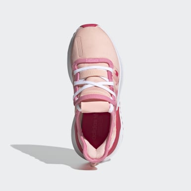 Chaussure U_Path Run rose Adolescents Originals