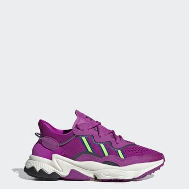 Zapatillas OZWEEGO Violeta Mujer Originals
