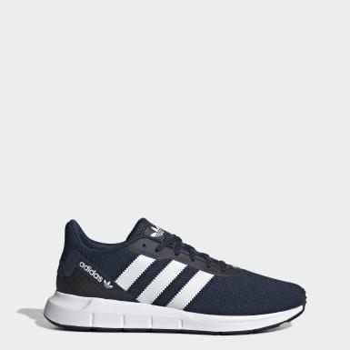 Originals สีน้ำเงิน รองเท้า Swift Run RF