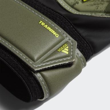 Futbal zelená Brankárske rukavice Predator Training