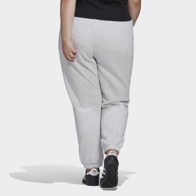 Women Originals Grey Cuffed Joggers
