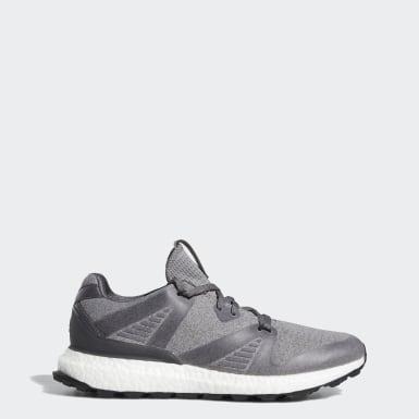 Men Golf Grey Crossknit 3.0 Shoes