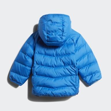 Infant Originals Blue Real Down Jacket