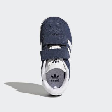 Zapatillas Gazelle Azul Niño Originals