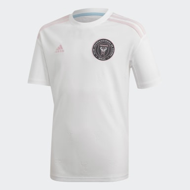 Inter Miami CF Beckham Home Jersey