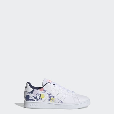 Zapatillas Advantage (UNISEX) Blanco Niño Sport Inspired