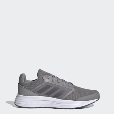 Men Running Grey Galaxy 5 Shoes