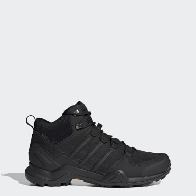 Sapatos de Caminhada Swift R2 Mid GORE-TEX TERREX Preto Homem TERREX