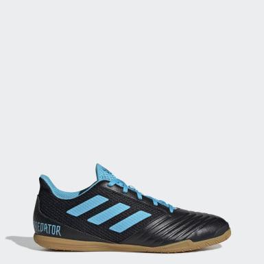 Mænd Fodbold Sort Predator 19.4 Sala støvler