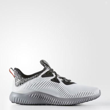 Men's Running Grey Alphabounce Shoes