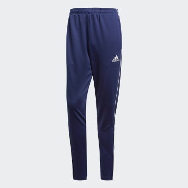 Men Football Blue Core 18 Training Pants