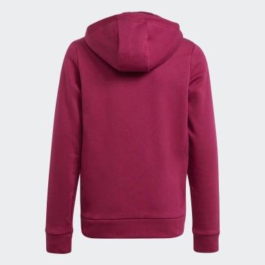 фиолетовый Толстовка Must Haves Winter Logo