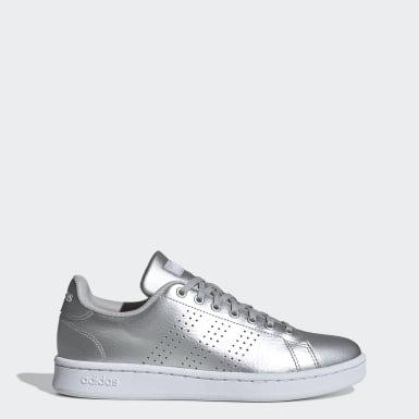 Dames Lifestyle Zilver Advantage Schoenen