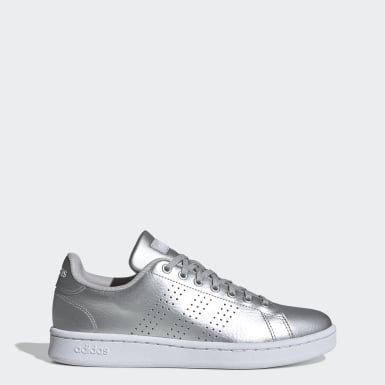 Women Lifestyle Silver Advantage Shoes