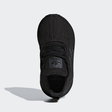 Infant & Toddler Originals Black Swift Run Shoes