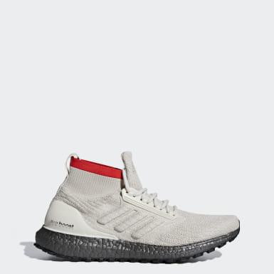 Men's Running Beige Ultraboost All Terrain Shoes